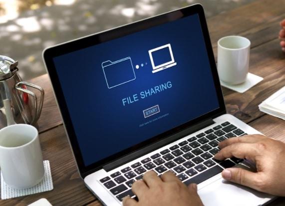 virtual bookkeeping-digital file sharing